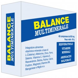 BALANCE MULTIMINERALE